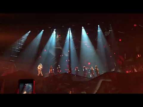 Lady Gaga - Government Hooker + I'm Afraid of Americans (ENIGMA Night 1)