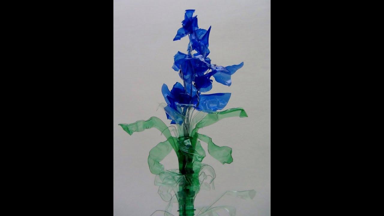 C mo realizar flores reciclando botellas de pl stico for Adornos con botellas para plantas