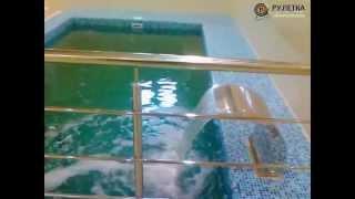 Турбаза Здоровье (турбаза Лазурит), Куйбышев, Ахтубинский район. Ремонт квартир в Волгограде.(Ремонтно - отделочные работы в сауне турбазы