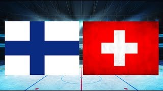 Finland vs Switzerland (2-3) – May. 17, 2018 | Game Highlights | World ChampionShip 2018