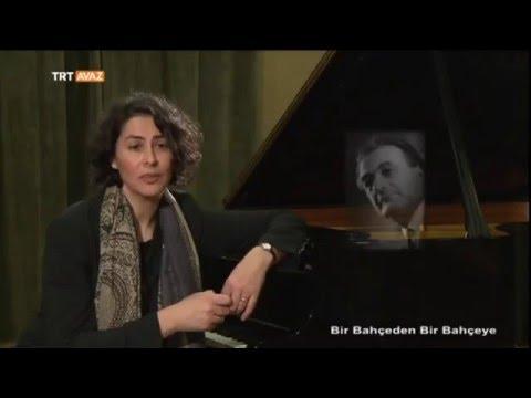 Judit Rajk talks about Liszt and Bartók for TRT and sings Liszt's Einst