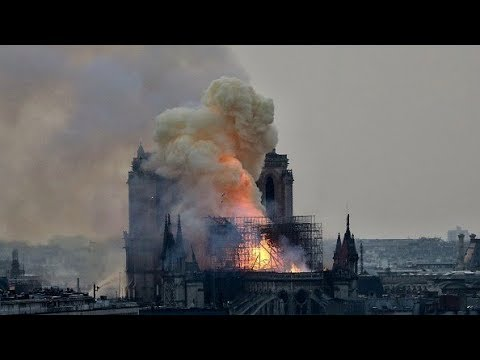 LIVE: France starts healing after Notre Dame Cathedral fire: