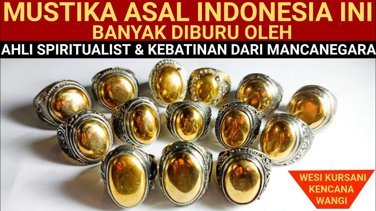 """MUSTIKA asal INDONESIA ini..! BANYAK DIBURU OLEH """"AHLI SPIRITUALIST & KEBATINAN"""" DARI MANCANEGARA"""