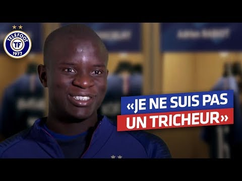 NGolo Kanté, le chouchou des Français