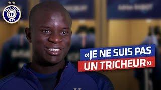 N'Golo Kanté, le chouchou des Français