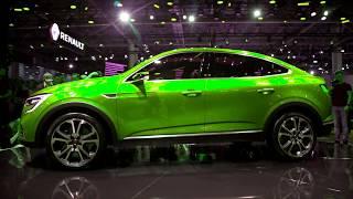 Renault Arkana — бюджетный спорт-кроссовер
