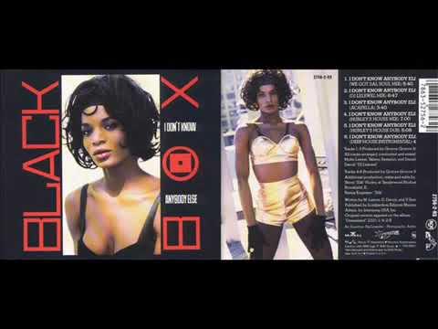 Black Box_I Don't Know Anybody Else (DJ Lelewel Mix)