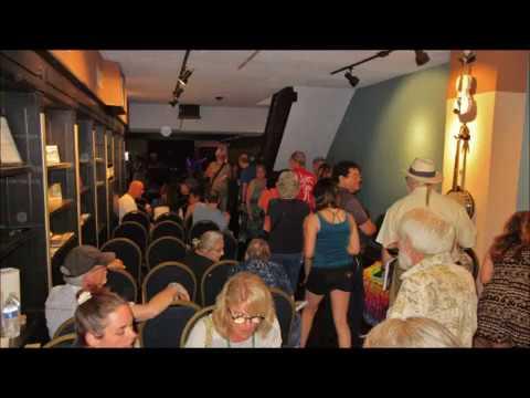 Philadelphia Folk Festival Book - Release Party - 7/26/18