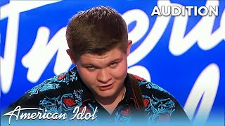 Alex Miller: 17-Year-Old Cowboy With Old Country Soul Duets With Luke Bryan On American Idol!