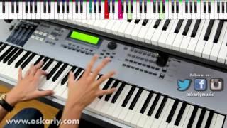 Hector Lavoe - Juanito Alimaña (Piano cover)