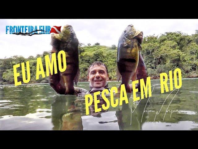 COMO FOI 12 horas de Pescaria TENTE NÃO QUERER PESCAR Nessa beira de RIO. Peixes Fritos