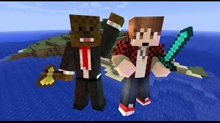 Minecraft MITCH FEEDS ME TO THE ENEMY