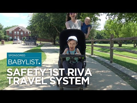 Safety 1st RIVA Travel System Review – Babylist