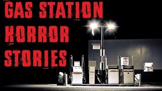 3 Creepy True Gas Station Stories (Feat.MaddMike)