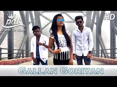 GALLAN GORIYAN | Latest Punjabi Song | Pinda De Kings | Stereo Nation Reprise | 2017