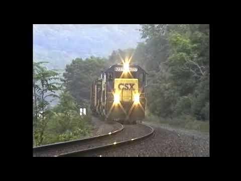 Conrail Hudson Line 1996-1998