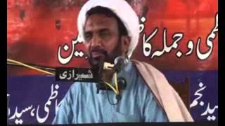 Allama Manzoor Hussain jawadi   majlis jalsa 2016 Ali Abbas Askry at Malhar Pind Dadan khan