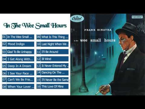 frank sinatra - In The Wee Small Hours (album)1955