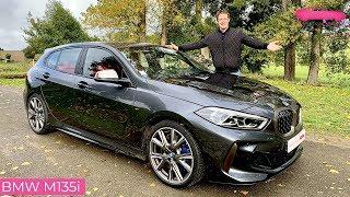"""Essai détaillé BMW M135i - La """"M"""" pour tous? - Le Vendeur Automobiles"""