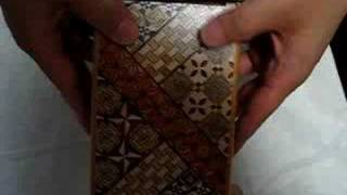 5sun 21 Step Japanese Puzzle Box