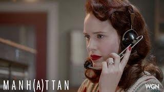 Manhattan Season Two Espionage