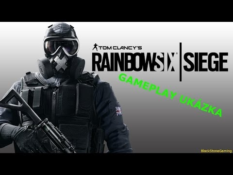 [CZ] Rainbow Six: Siege - gameplay