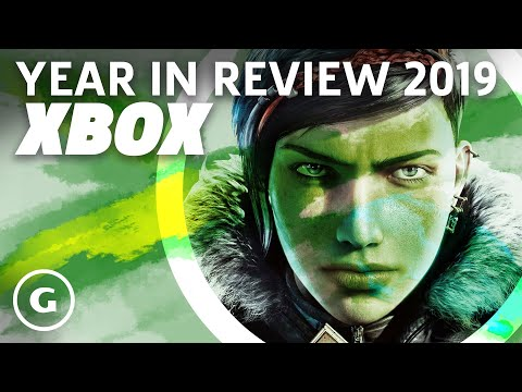 Xbox Year In Review 2019