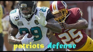 patriots defense doing things ive never seen from them before ryan clark sportscenter