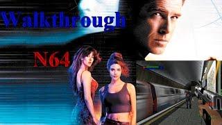 007: The World is Not Enough - N64 Walkthrough: Part 2 (finale)
