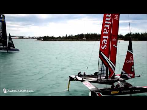 Ashley Church: My Tribute to Emirates Team New Zealand