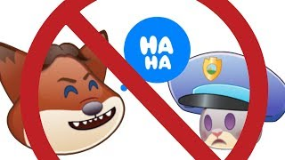 Judy's Journey As Told By Emoji | Bullying Prevention | Disney