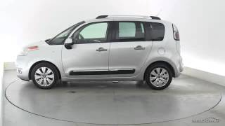 2010 CITROEN C3 PICASSO EXCLUSIVE HDI