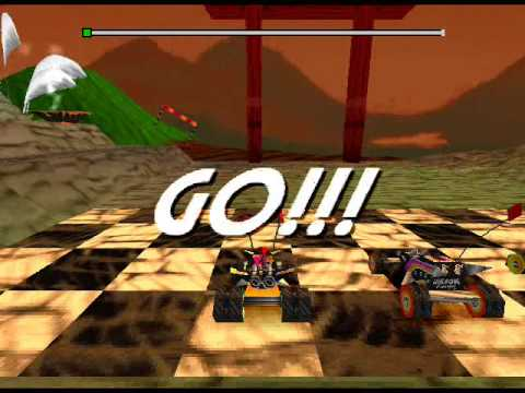 RC Racer Playthrough (Playstation) Part 4/4 + end