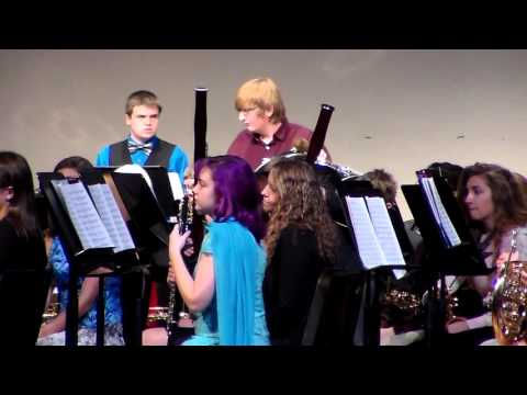 2015 Indiana All District Honor Band Concert