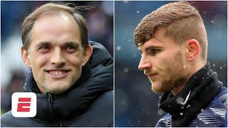 Thomas Tuchel's first order of business at Chelsea: Getting Werner & Havertz back in form | ESPN FC