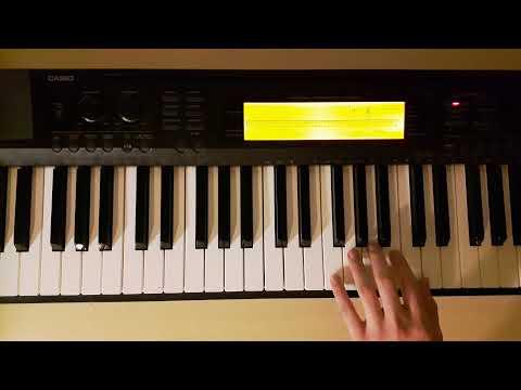 Bdim Piano Chord Worshipchords