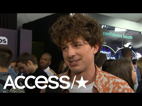 iHeartRadio Music Awards: Charlie Puth On His High School Hair Re-Do, New Album 'Voicenotes' | Acces