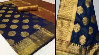 1250rs padmini silk sarees collections available | super collections | Eden kutty tamil 7708912413