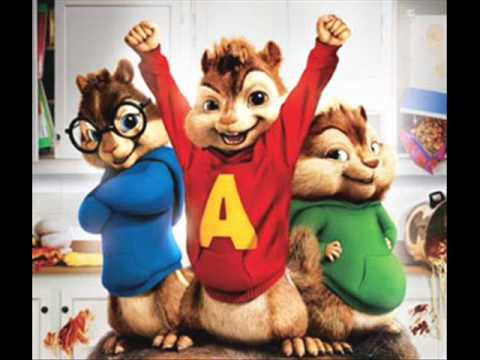 Jay Sean ft. Lil Wayne - Down (Alvin and the chipmunks).