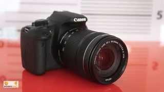 Canon EOS 700D: Обзор зеркального фотоаппарата(Нашумевший Canon EOS 700D с сенсорным управлением и увеличенными углами обзора для ваших лучших кадров. Узнайте..., 2014-06-20T06:29:19.000Z)