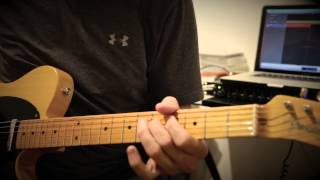Creep - Radiohead - Cover Guitar Instrumental