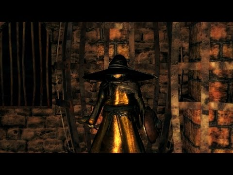 ♥ Dark Souls (Let's Play) - #8 Big Hat Logan Is A Time Traveler