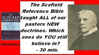 Refuting Scofield 4 Revelation - Let My People Know! Church History