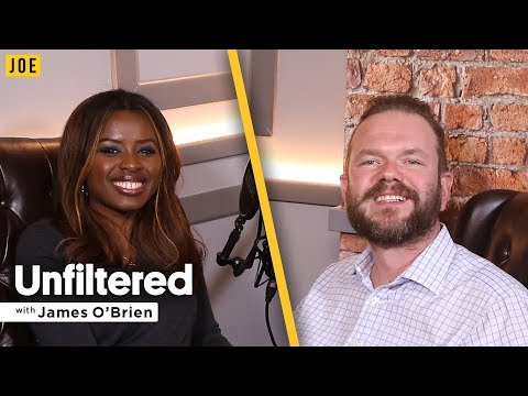 June Sarpong interview on diversity & British class system | Unfiltered with James O'Brien #6