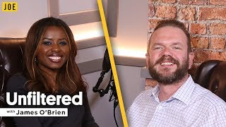 June Sarpong interview on diversity & British class system | Unfiltered with James O'Brien | Ep 6