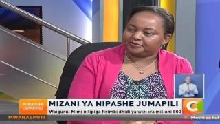 Mizani ya Nipashe Jumapili na Anne Waiguru
