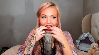 ASMR - TEETH TAPPING WITH RODE NT1A MIC (JEFFREE STAR IS QUAKING)