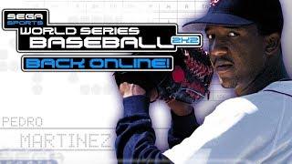 World Series Baseball 2K2 Is Back Online!