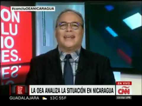Carta Democrática para Nicaragua. Luis Almagro DENUNCIA ABUSOS y OEA ANALIZA EXPULSION del PAIS