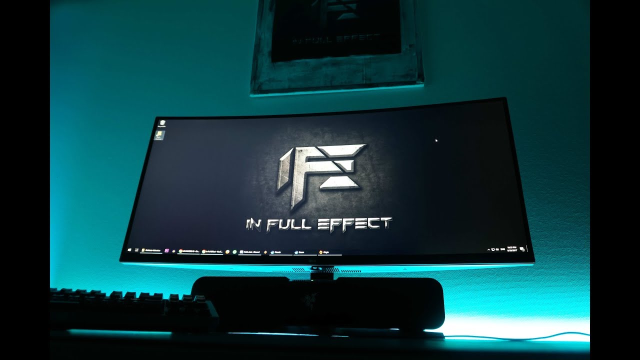LG 34UC89G-B Ultra Wide/IPS/144Hz/G-Sync REVIEW